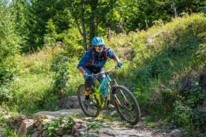 Aufmacherbild für den deutschen Mountainbike Tourismuskongress 2020 unter dem Motto ROOTS in Albstadt.